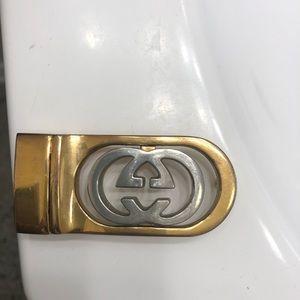Vintage Gucci belt buckle!!